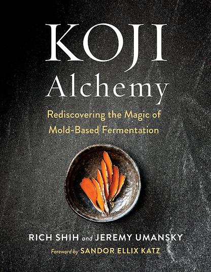 Koji Alchemy Cover