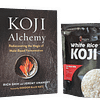 Koji alchemy book with Umami Chef Koji